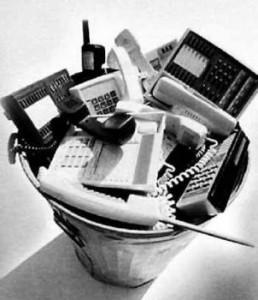 Electronic Technology Waste