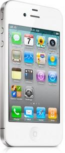 Apple's White iPhone 4