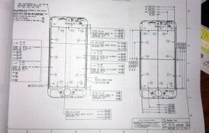 iPhone 5 Repair schematics